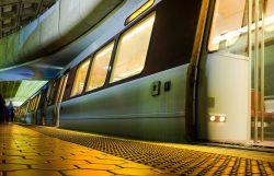 D.C. Metro Stock Photo